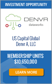 USCGS, US Capital Global Securities, Denvr Dataworks Corp.