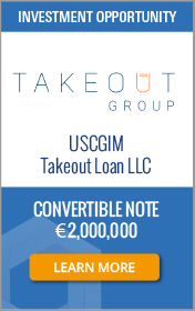 USCGS, US Capital Global Securities, Takeout Group